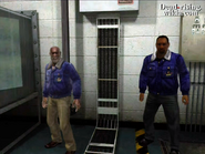 Dead rising security room otis and greg