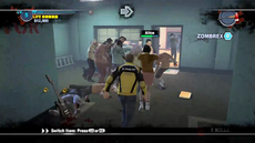 Dead rising 2 intro electric guitar next to alice