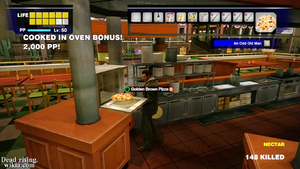 Dead rising oven chris's fine food bonus