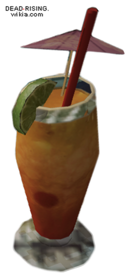 Dead rising Drink Cocktail