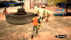 Dead rising 2 case 0 case 0-4 bike forks (12)