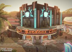 Dead rising Cash Gordon's Casino