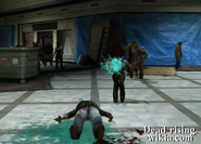 Dead rising paint on zombie (4)