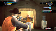 Dead rising 2 case 0 assault rifle in tent (2)
