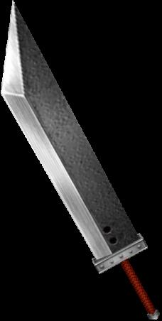 File:Buster Sword.png