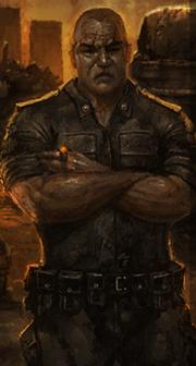 Dead Frontier-The Commander