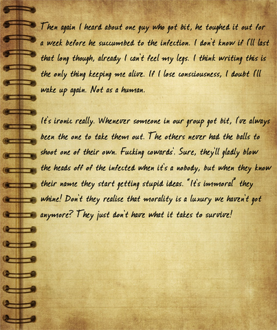 File:Old Notebook - Page II.png