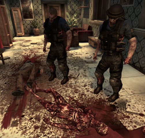 File:628px-Dead island Bitter Return City Hall 2 zombies outside of mayors office.jpg