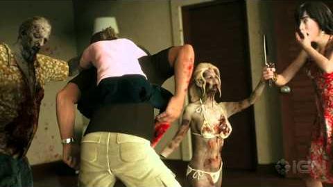 Dead Island Trailer Chronological Order