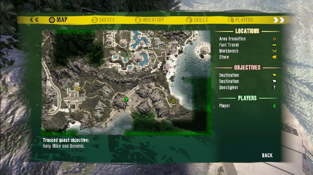 Dead Island Workbench Locations