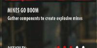 Mines Go Boom