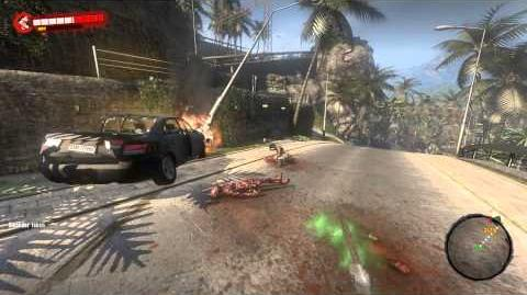 Dead Island Developer 3 Craft - Plaguebearing Knife (Blue Skull)-0