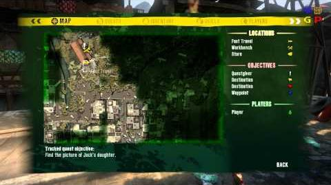 Dead Island - Id Card 38 Location