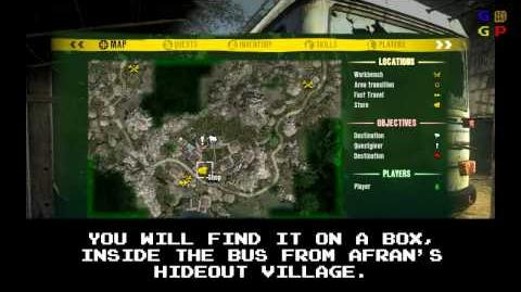 Dead Island - Id Card 65 Location