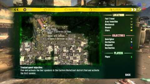 Dead Island - Id Card 37 Location