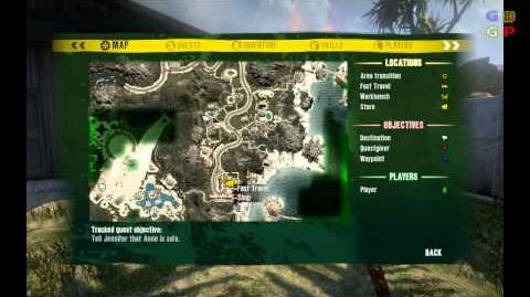 Dead Island - Id Card 15 Location