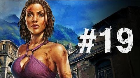 Dead Island Riptide Gameplay Walkthrough Part 19 - Terminal Siege - Chapter 7