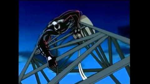 Spiderman the Animated Series vs Venom