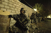MIL US Army Rangers in Iraq lg