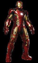 Mark 43 Iron Man