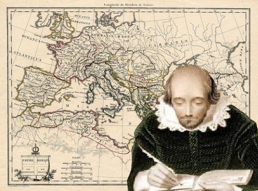 Shakespeare's Warriors vs. Rome's Enemies