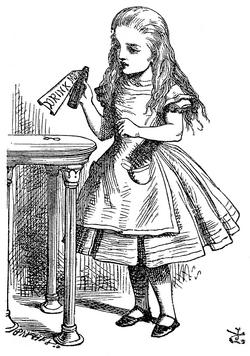 Alice par John Tenniel 04