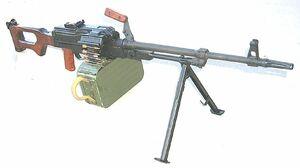 PKM machine gun-1-