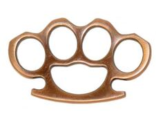 Brass knuckles pic