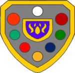 The Emblem of the Seven Heroes of Pathyrion