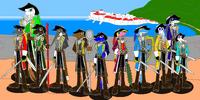 Sea Musketeers