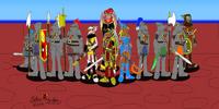 Diamond Dragon Knights