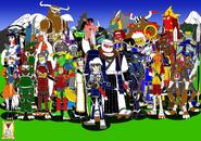 Samurai Shadows of Sengoku 2 - Onimusha Clan