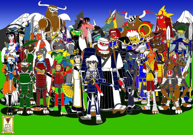 File:Samurai Shadows of Sengoku 2 - Onimusha Clan.png