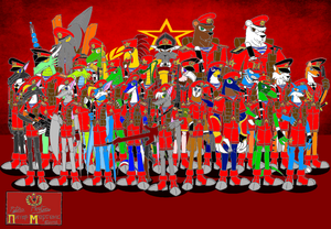 Red Star Force 1
