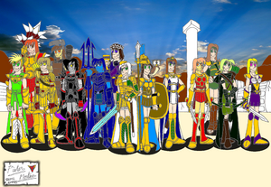 The Harbingers of Olympus
