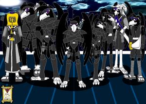 Tengu Warriors