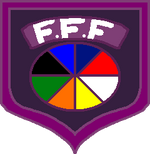 The Emblem of the Furious Fril Fighters
