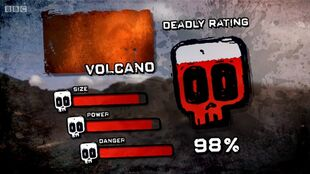 PTP DR Volcano