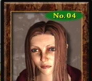 Becky Ames (Trading Card)