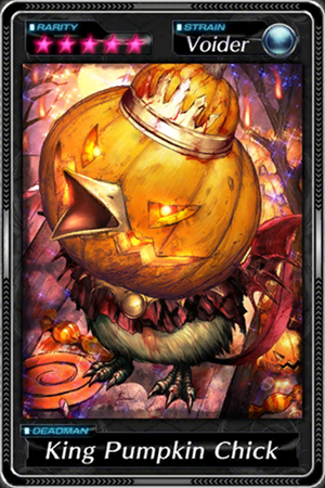 King Pumpkin Chick