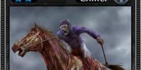 Mounted Jockey