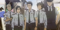 Shindō, Kan and Momoi