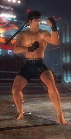 File:DOA5 Akira Fighter Screen.jpg
