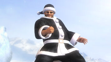 DOA5 Bass Lil' Santas 2 DLC