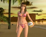 Moe Hitomi Bikini