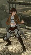 Leifang Attack on Titan Mashup