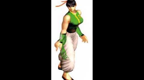 The Fist of TAIKYOKU Blows up (arcade version)