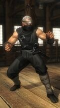 DOA5LR costume Ninja Clain Vol 3 Leon
