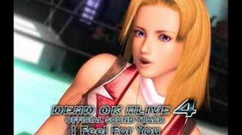 Dead or Alive 4 OST - I Feel For You, Tina's Theme