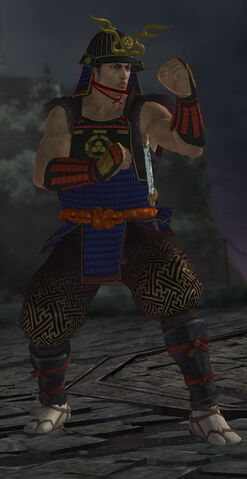 File:DOA5U Akira Halloween Screen.jpg